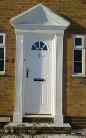 Complete Glass and Glazing Oxford - Front Door